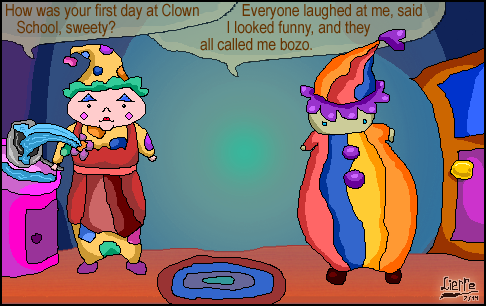 Clown-school